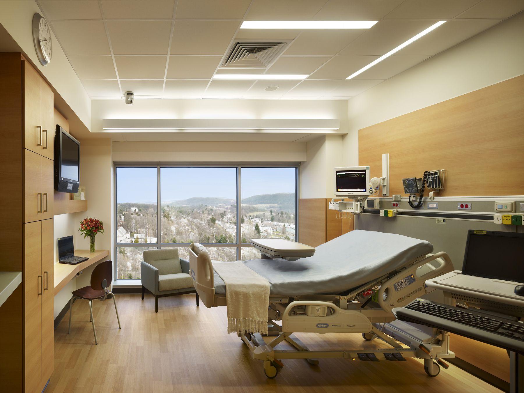 Geisinger health system hospital interior hospital