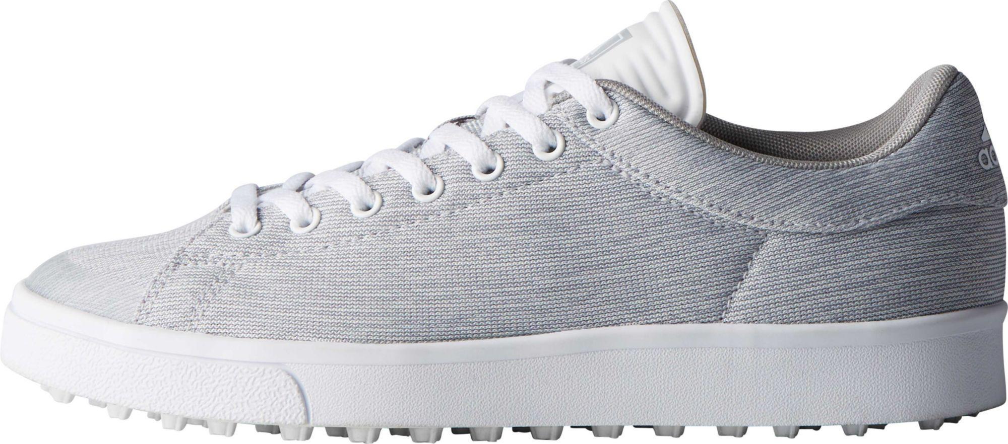 reputable site 57ac7 3c1b1 adidas Jr. adicross Classic Golf Shoes, Size 5.0, Gray