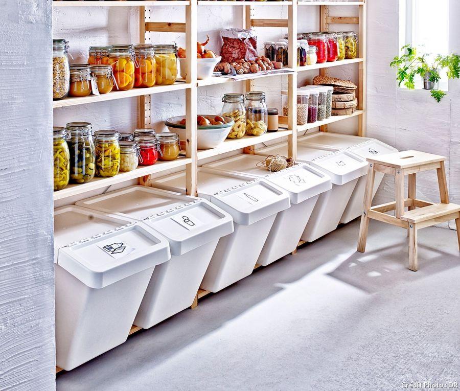 Poubelle De Tri Selectif Ikea #10: Bien Choisir Sa Poubelle De Tri Sélectif