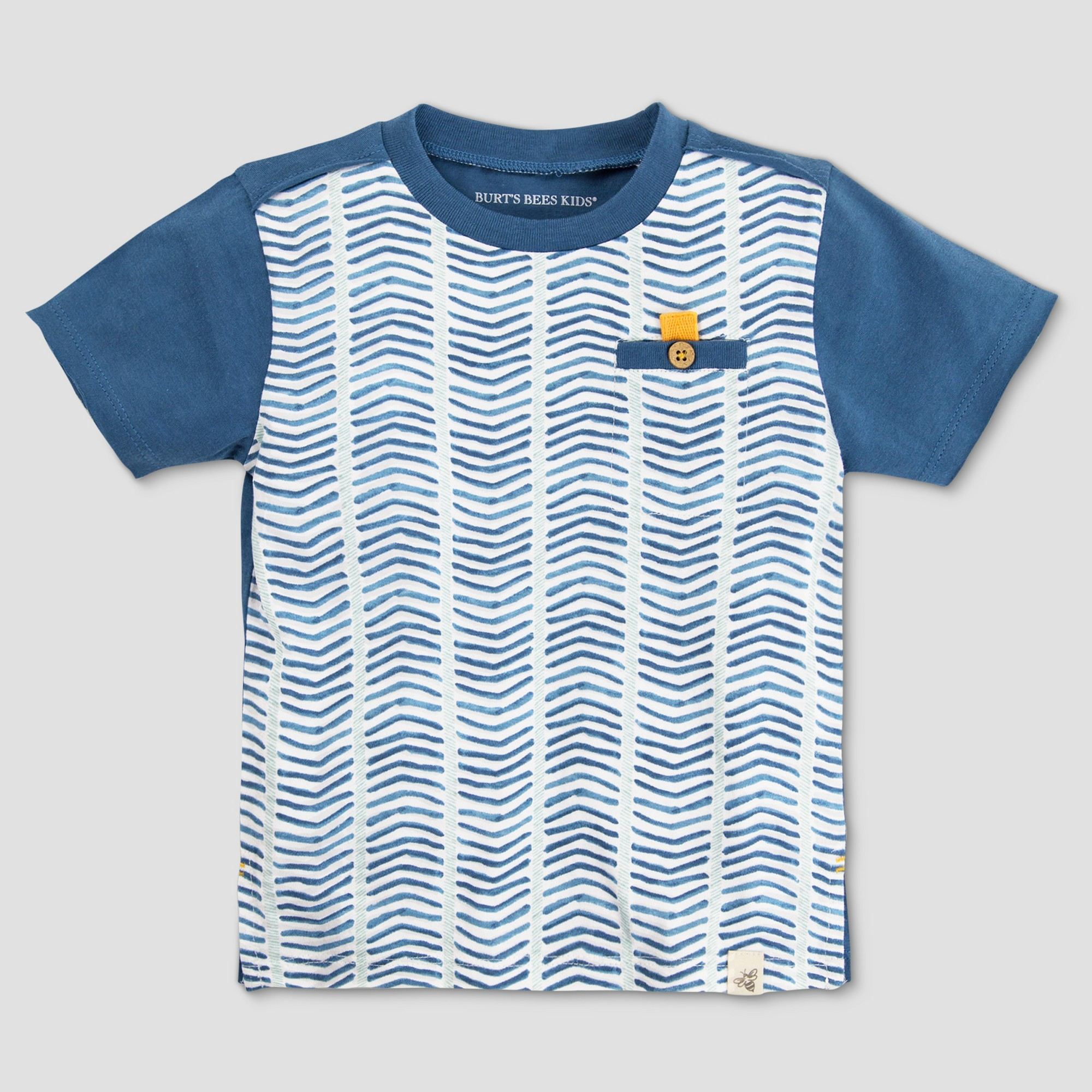, Burt's Bees Baby Toddler Boys' Organic Cotton Faux Twill Short Sleeve T-Shirt Star – Blue 4T, My Pop Star Kda Blog, My Pop Star Kda Blog