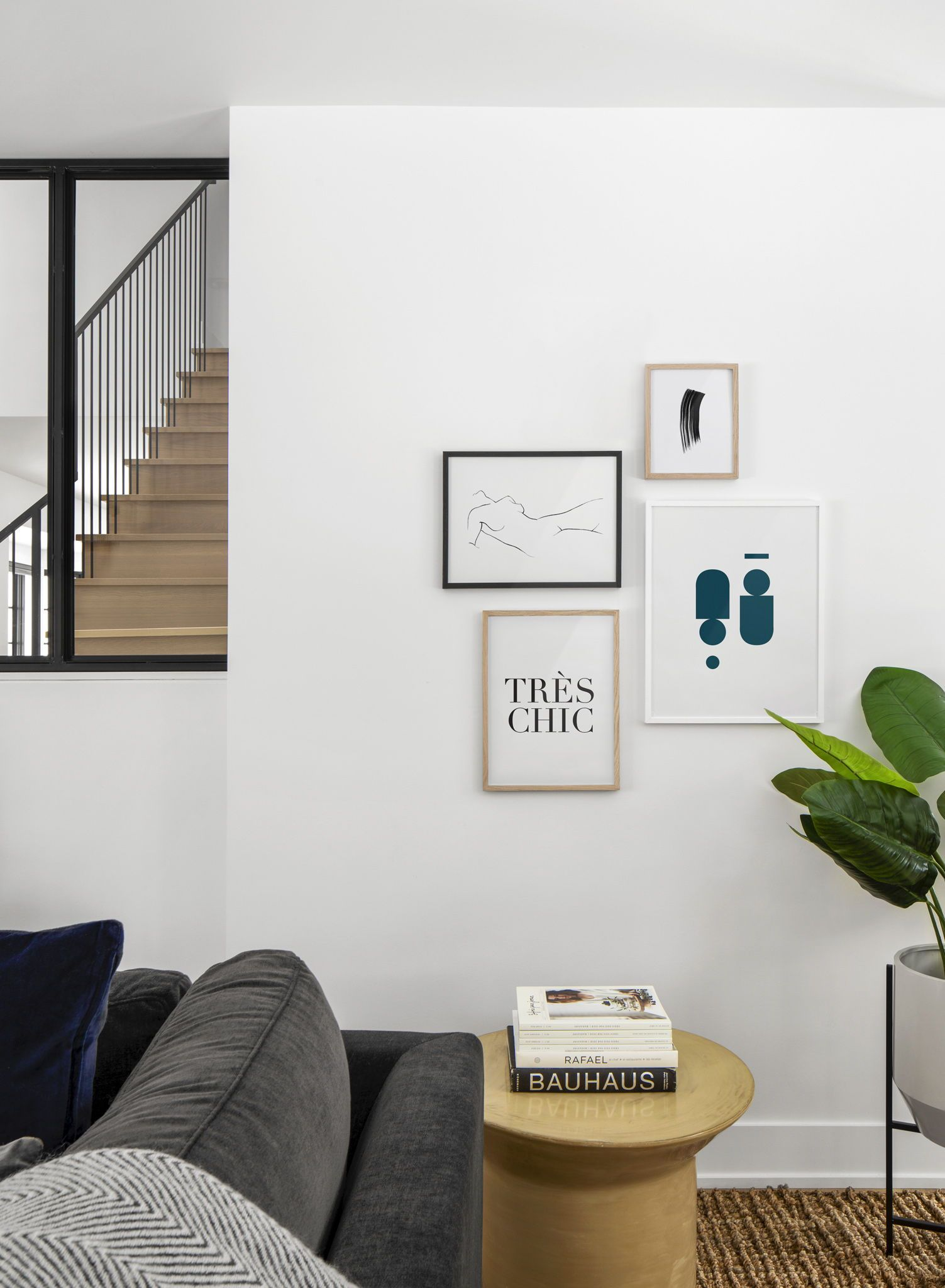 Opposite Wall: Art Posters and Frames- Minimalist Wall Art Prints