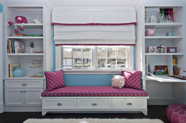 Outstanding Diy Window Seat My Spare Room For The Girls In 2019 Ocoug Best Dining Table And Chair Ideas Images Ocougorg