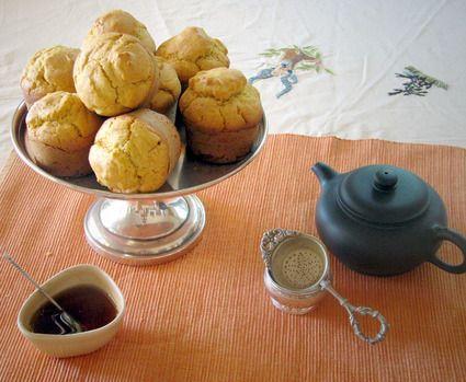 Petits cornbreads (pains au maïs américains)