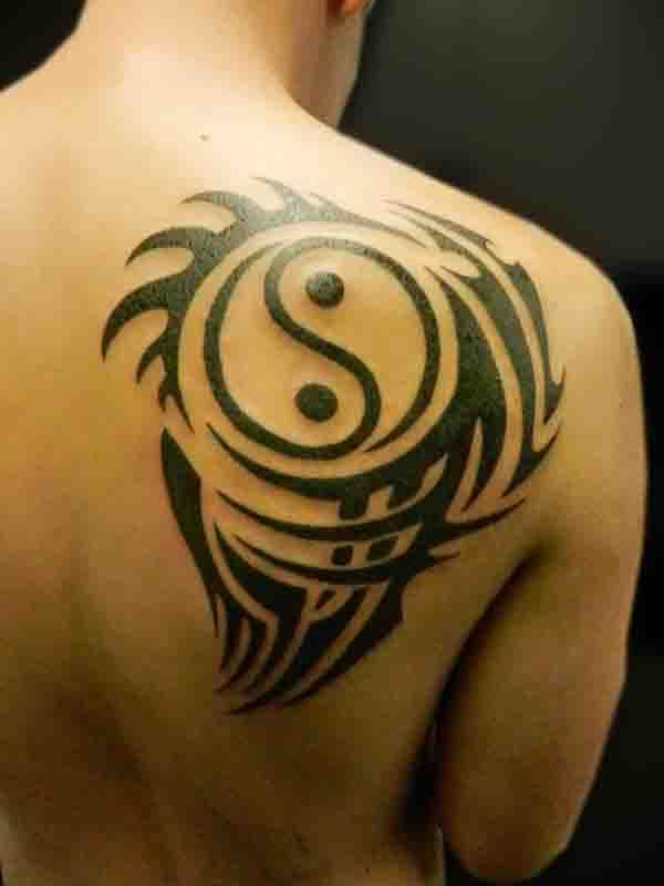 50 Mysterious Yin Yang Tattoo Designs Cuded Tattoo Designs Tribal Tattoos Tattoos