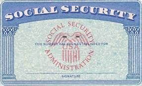 photograph about Printable Social Security Card Template called Blank Country I.d. Templates Pdf - Yahoo Picture Seem Good results