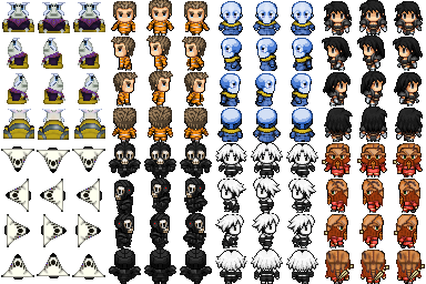 rpg maker more characters - Google Search | RPG Maker | Rpg