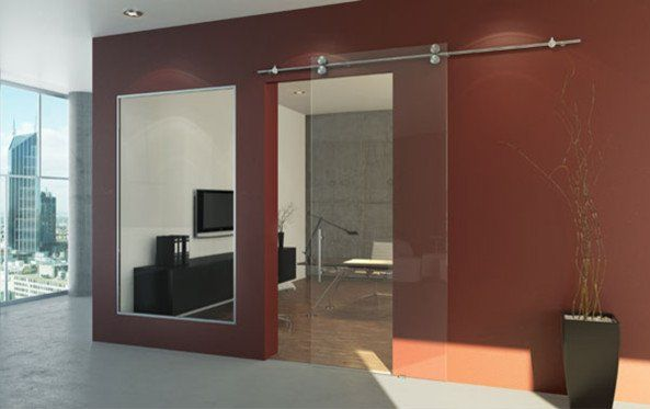 modern sliding window | Modern Glass sliding door system modern ...