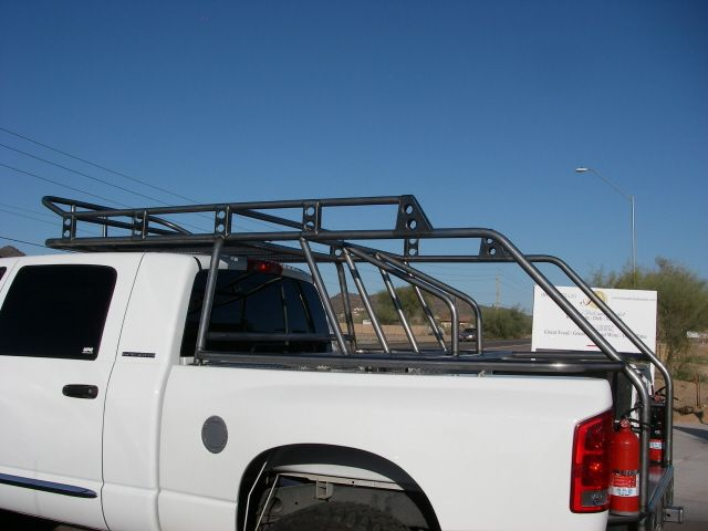 You Could Take Ideas From Baja Chase Truck Racks If You