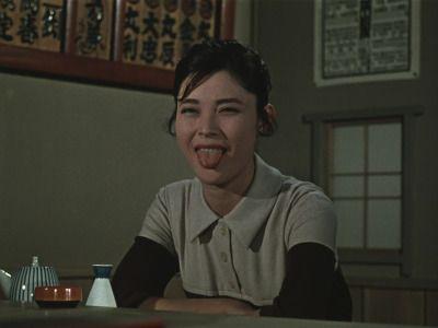 Shihlun Mariko Okada In Late Autumn 1960 Directed By Yasujiro Ozu Ozu Yasujiro Ozu My Muse