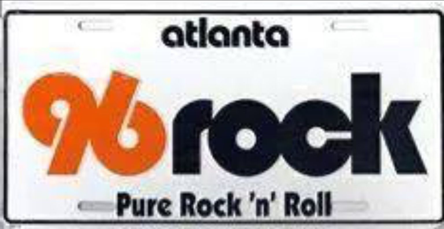 Atlanta S Home For Pure Rock And Roll Wkls Fm Atlanta 96 Rock Those Were The Days Rock