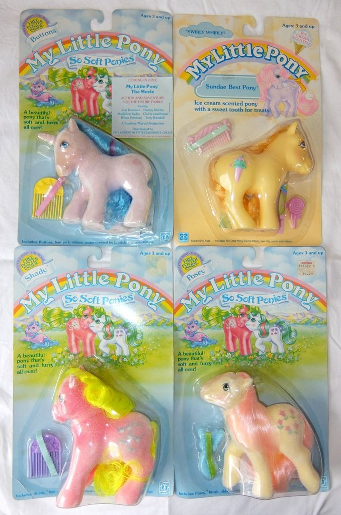 Lots Of Moc And Mib G1 Ponies For Sale My Little Pony Dolls