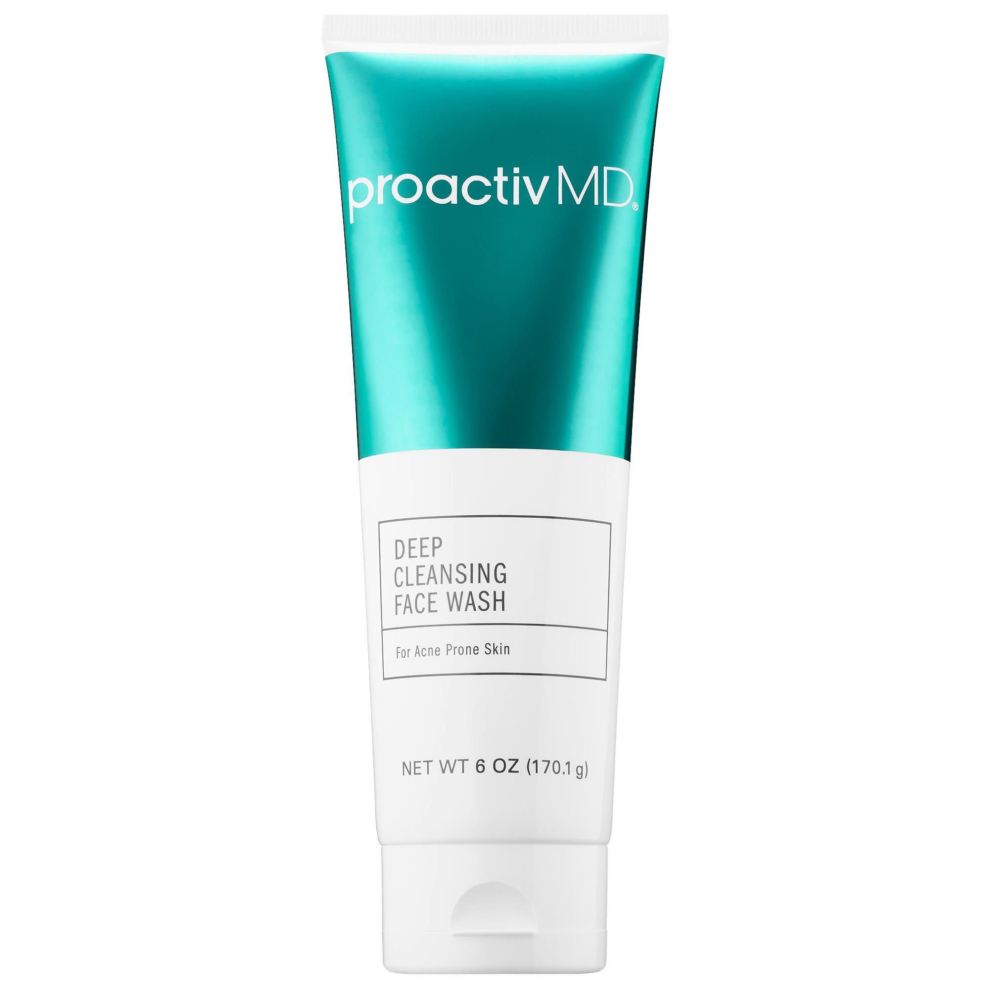 Deep Cleansing Face Wash Proactiv Sephora In 2020 Deep Cleansing Face Wash Cleansing Face Face Wash