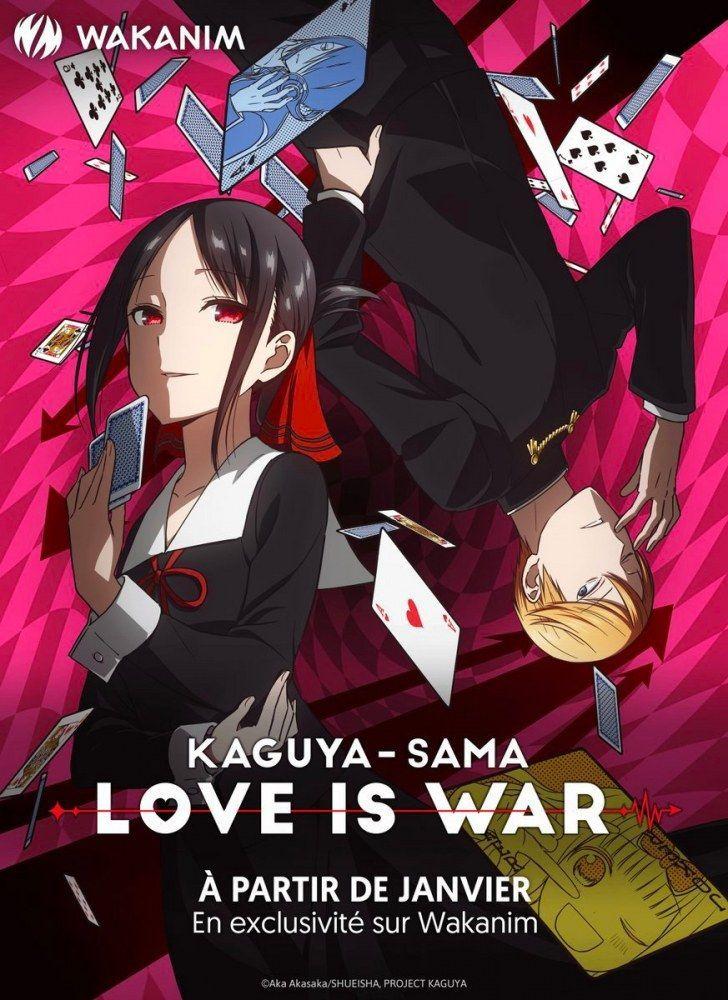 Critique / Kaguyasama Love is War Saison 2 / Épisodes 1