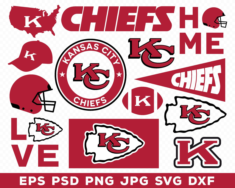 Download Clipart Kansas City Chiefs Helmet Logo | helmet