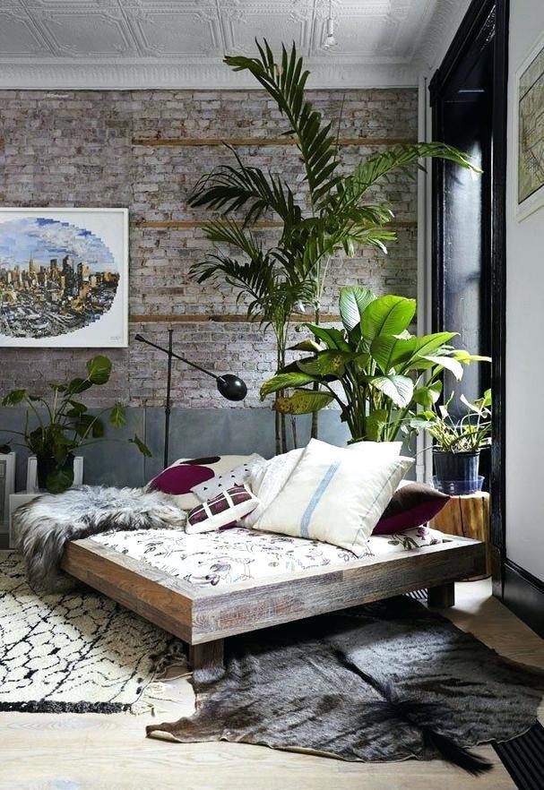 Deco Boheme Salon Interieur Deco Style Boheme Salon Tapis