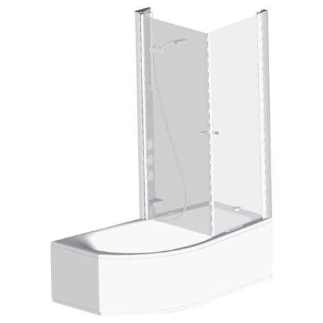 Ideal Standard - First Vasca Asimmetrica \