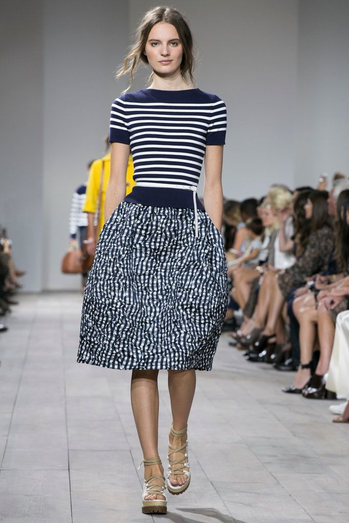 Michael Kors spring 2015 collection. #workclothes (Photo: Nowfashion)