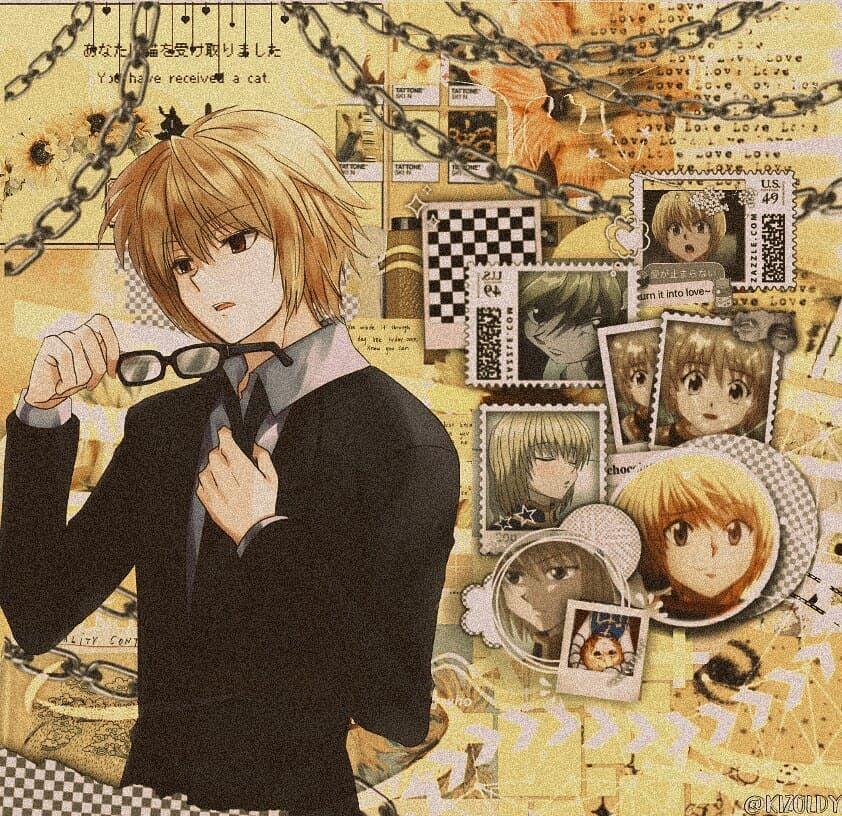 Kurapika Hunter Anime Aesthetic Anime Anime Wallpaper iphone aesthetic kurapika