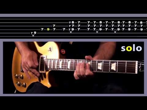 How To Play Sultans of Swing on guitar tutorial (easy lesson chords ...