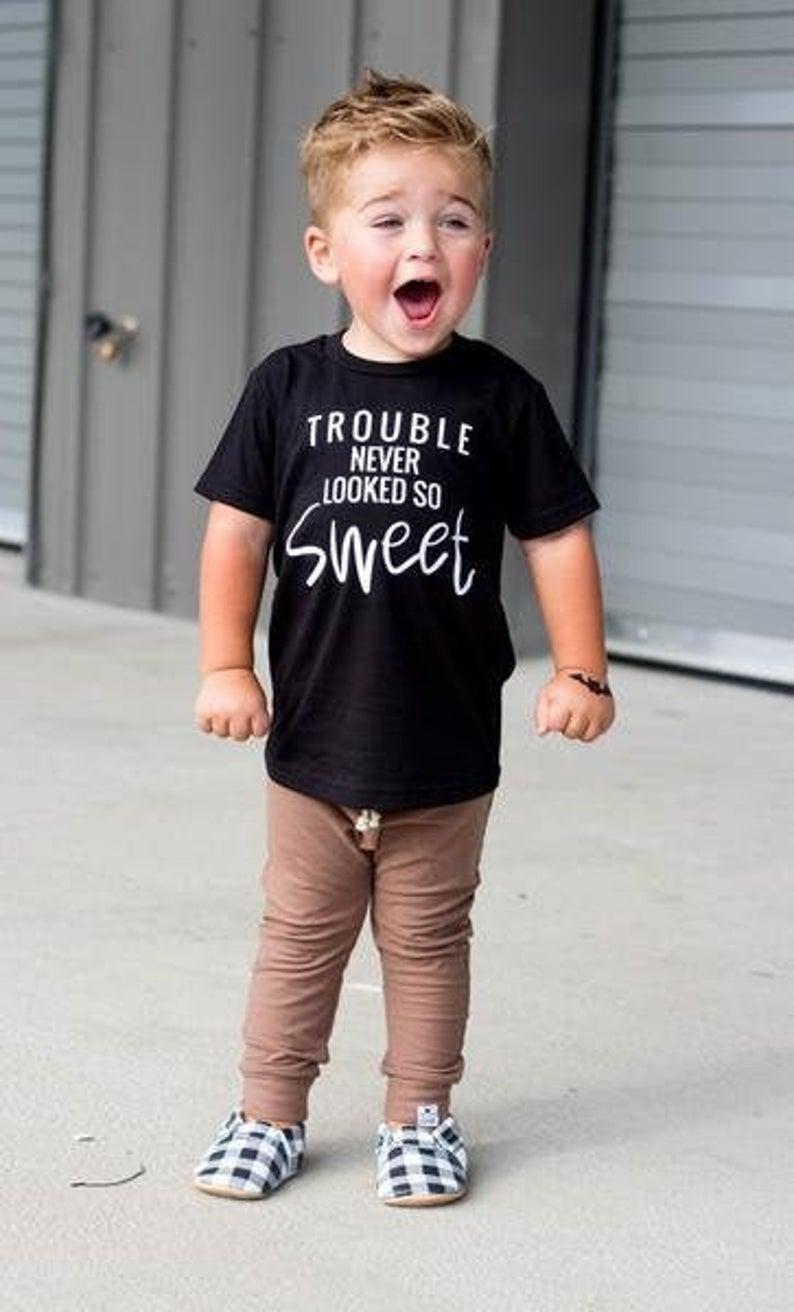 toddler boy clothes trendy kids shirt funny t shirt baby boy