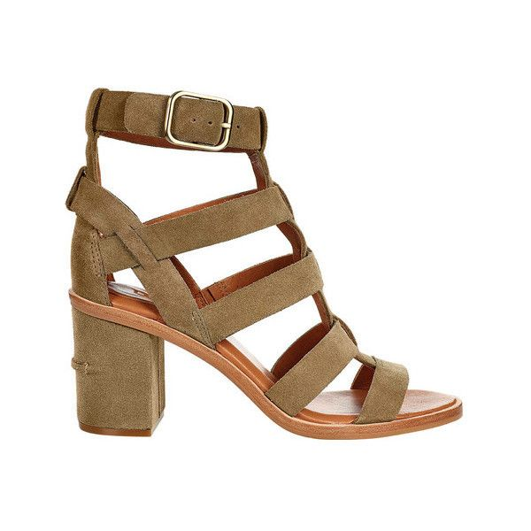 ae535724f1e Women s UGG Macayla Gladiator Sandal ( 130) ❤ liked on Polyvore featuring  shoes