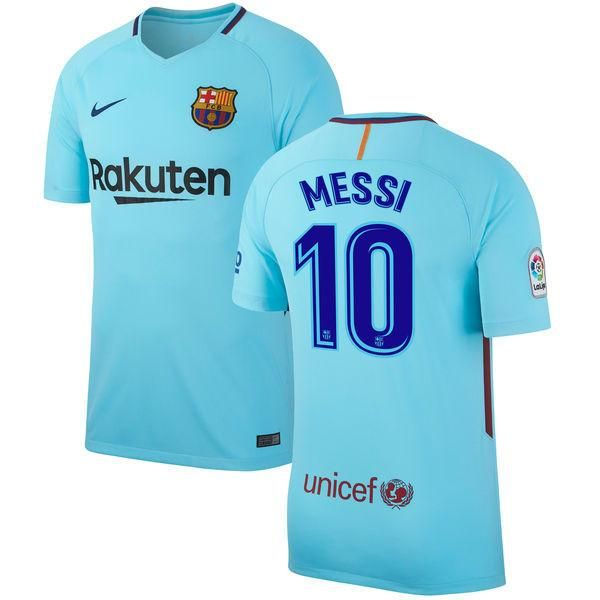 best service 8ff1c 149ba Messi Jersey Barcelona Away 2017 2018 | Products | Barcelona ...