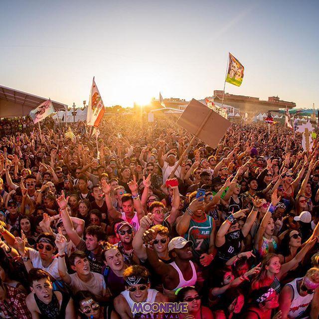 As the sun begins to shine less bright, it's under the moonlight we'll soon rage each night! -  🚀🔥👽🌙👨🏿🚀 -  -  #moonrisefestival #edm #baltimore #maryland #steezpromo #musicfestival #glow #summer2020    #Regram via @www.instagram.com/p/B8ZqLeBJQnL/