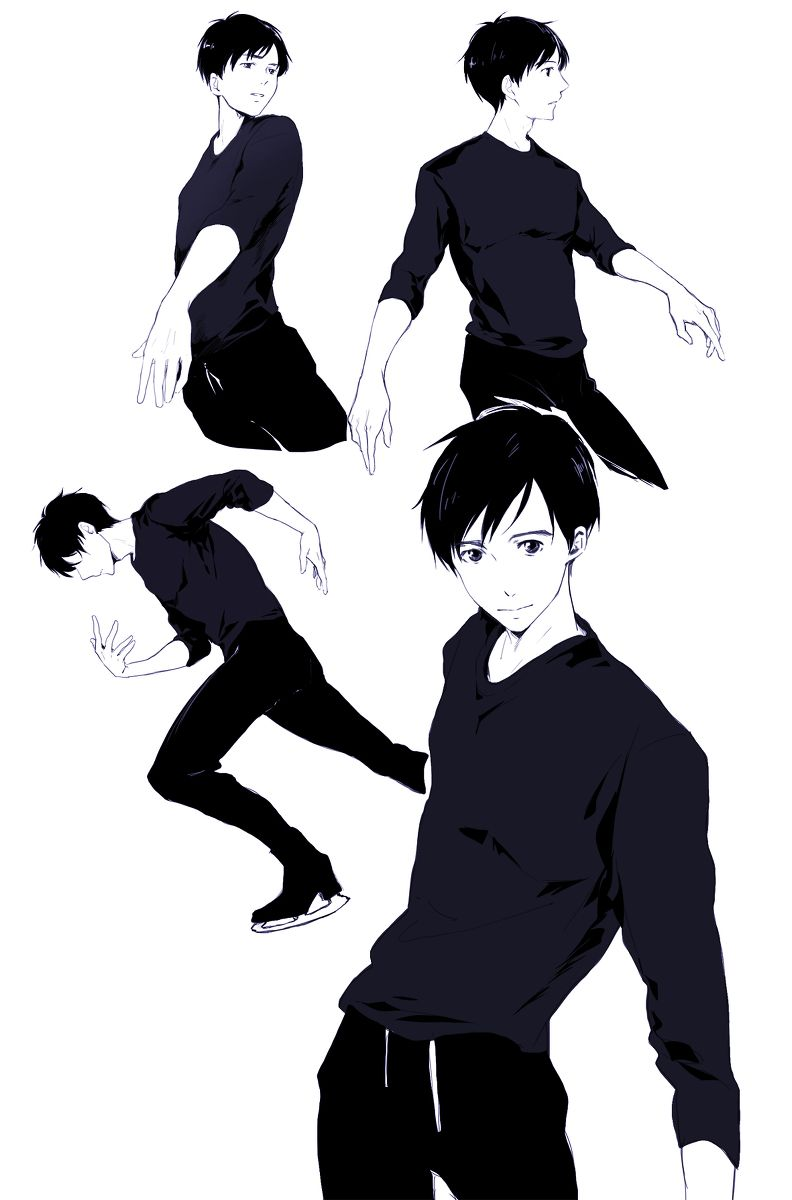 Yuri on ICE, Yuri Katsuki