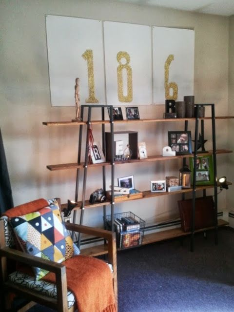 Reclaimed Lerberg Etagere With Images Ikea Home Home Decor