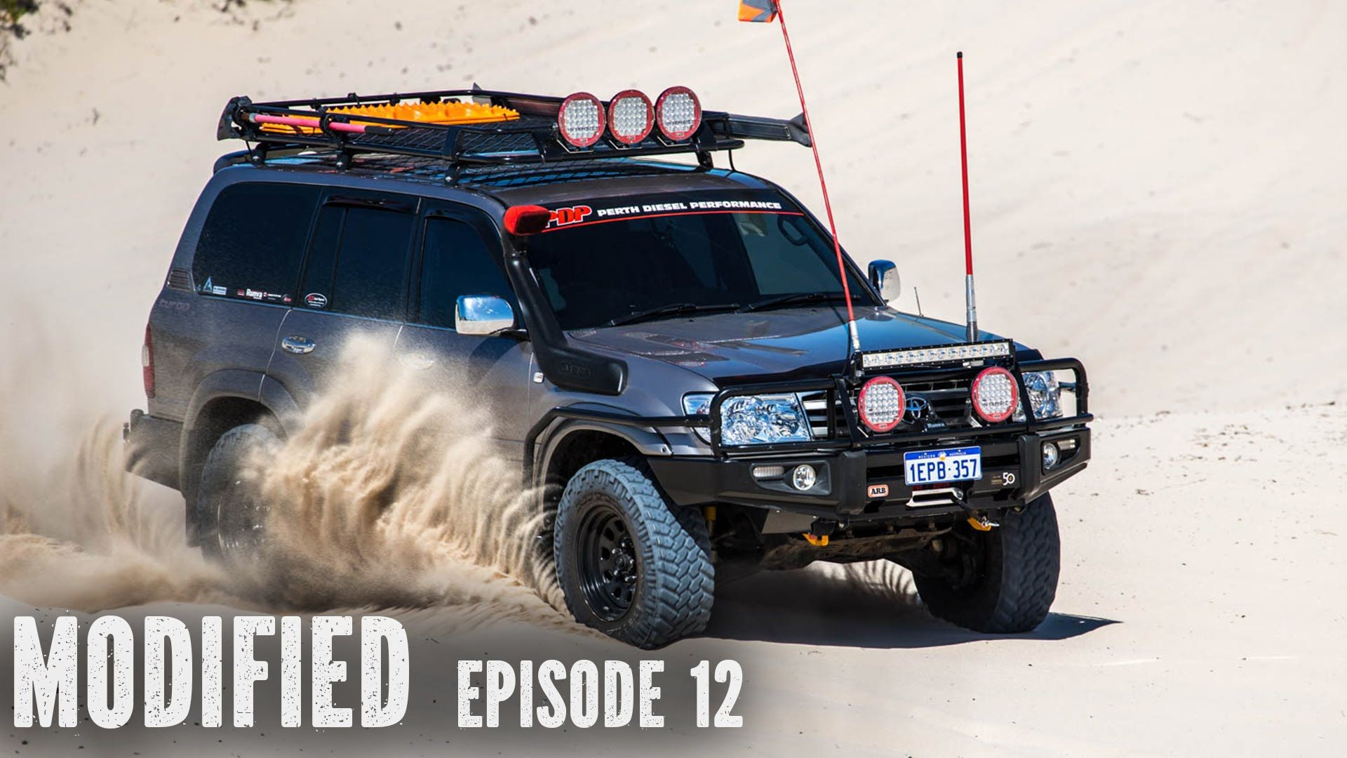 Modified 100 Series Landcruiser Modified Episode 12 Land Cruiser 100 Series Landcruiser Toyota Land Cruiser 100