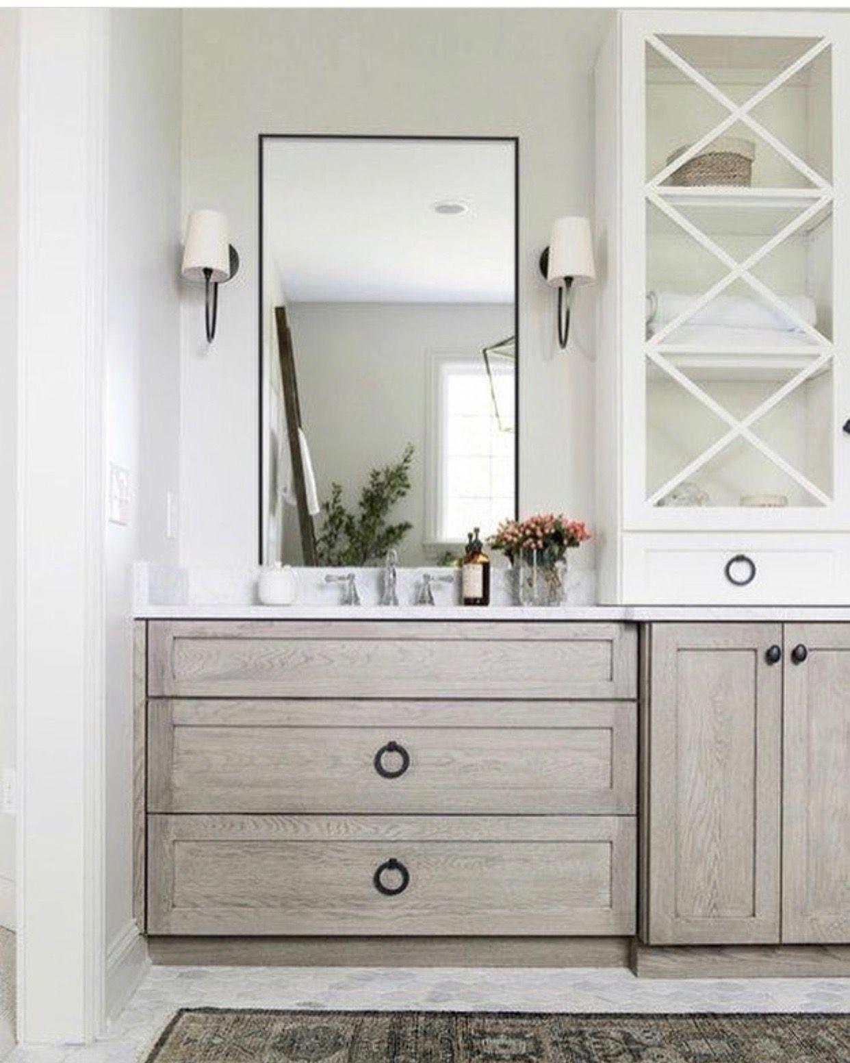 25 Bathroom Cabinet Ideas To Tidy Up Your Bathroom Bathrooms