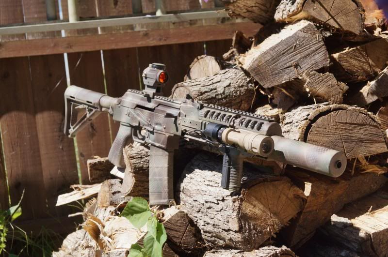 SRVV Tactubes AK100-MAG on SLR-106CR? - The AK Files Forums