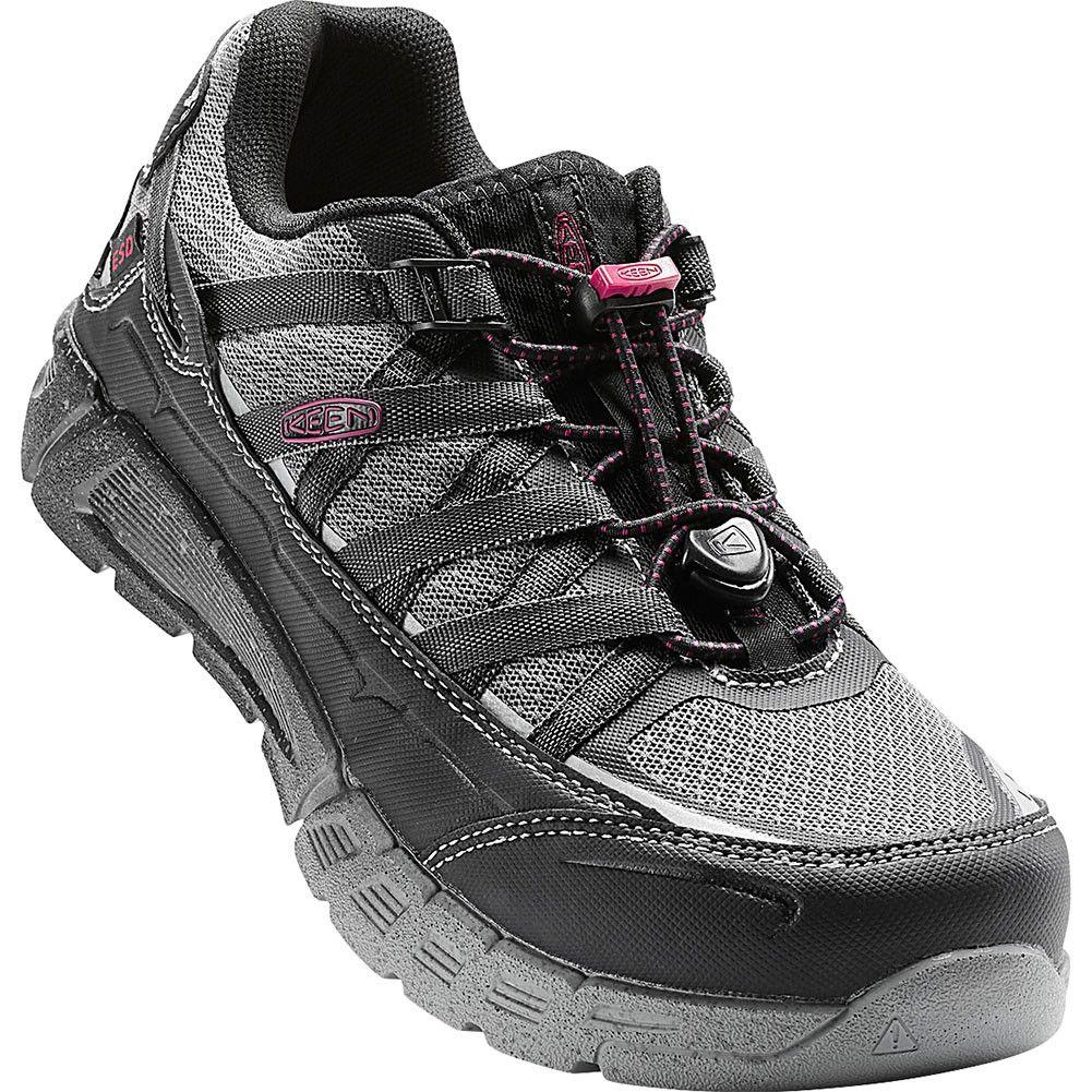 Keen wmn asheville comp esd black ke1017073 safety shoes
