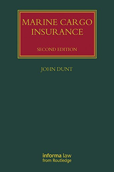 2015 Marine Cargo Insurance Lloyd S Shipping Law Library By