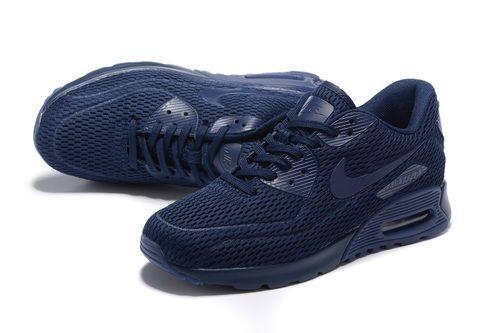 Nike Air Max 90 Zapatos Ultra Br Armada Azul Zapatos 90 Pinterest Air Max 90 6c44f6