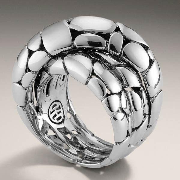 John crown wedding rings