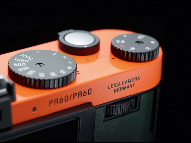 Paul Smith For Leica X2 Edition Paul Smith Industrial Design