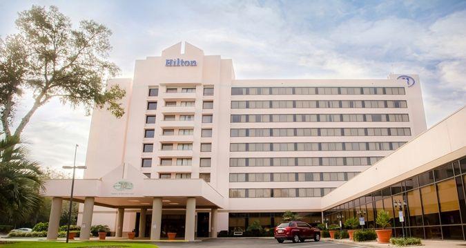 Hilton Ocala Fl Hotel Exterior Front