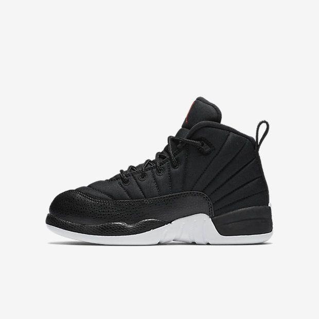 c3bc4a490213f6 Air Jordan 12 Retro (10.5c-3y) Little Kids  Shoe