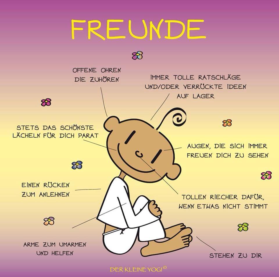 Pin von Jen auf Freunde | Der kleine yogi, Humor zitate ...