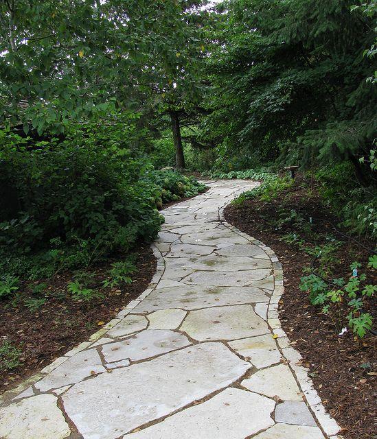 Fond Du Lac Flagstone And Landscape Edging By Buechel Stone, Via Flickr