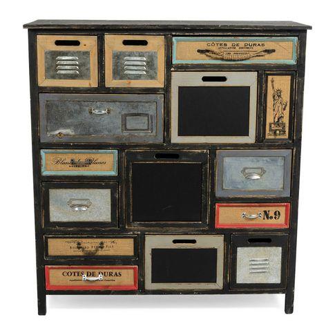 Gingar Katalog kommode multi in bunt bei gingar furniture overs