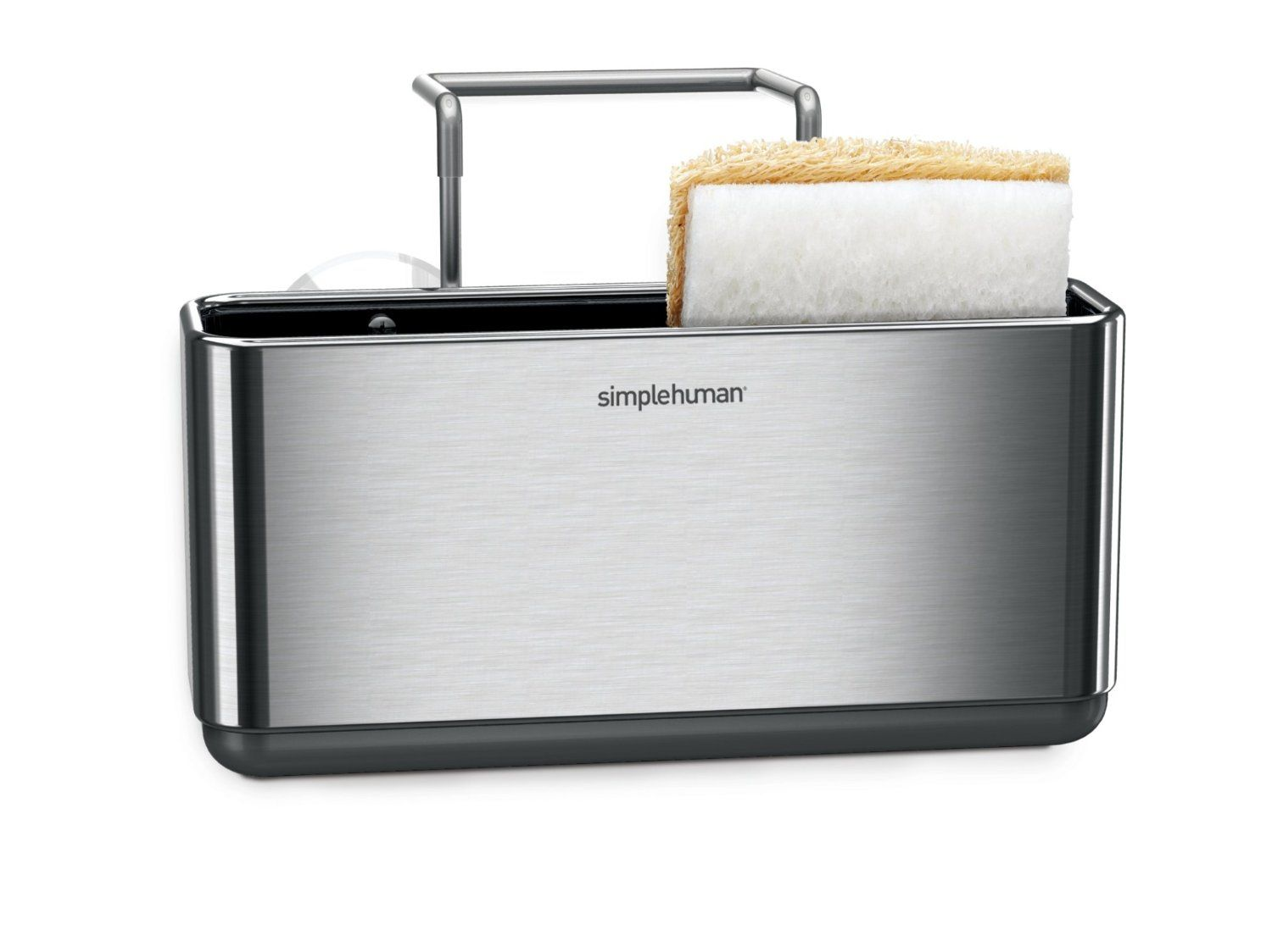 Best Simplehuman Slim Sink Caddy Stainless Steel With Images 400 x 300