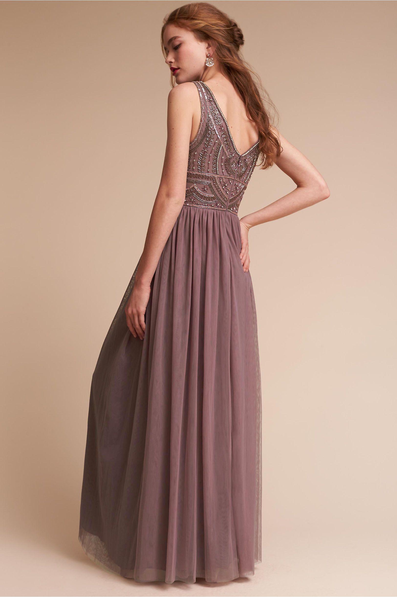BHLDN Sterling Dress Oyster in Bridal Party   BHLDN   Wedding ...