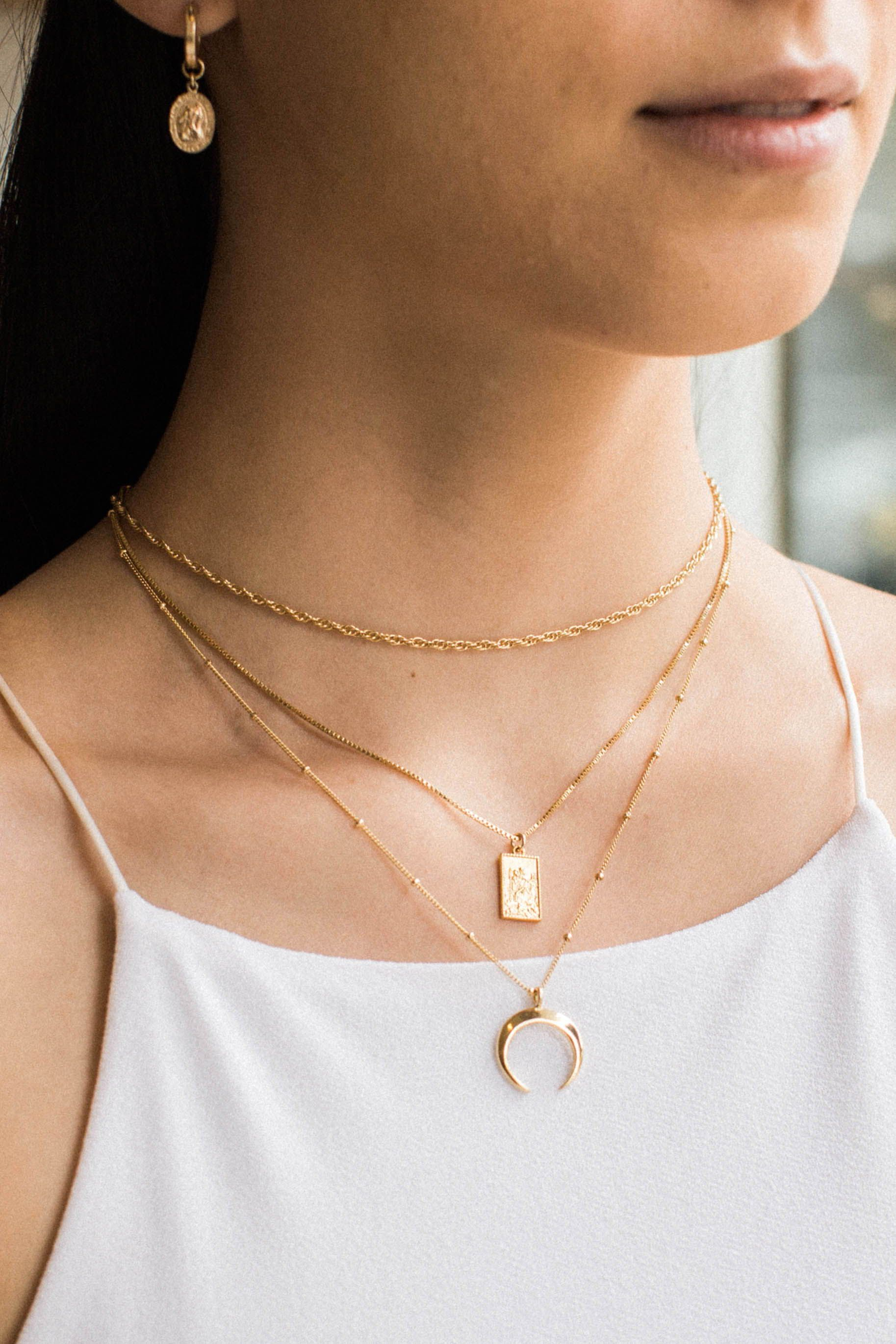 925 Sterling Silver,Minimalist Necklace,Boho Necklace,Dainty Necklace Sweet Simple Four Star Pendant Bridesmaids Jewellery. Gift for her