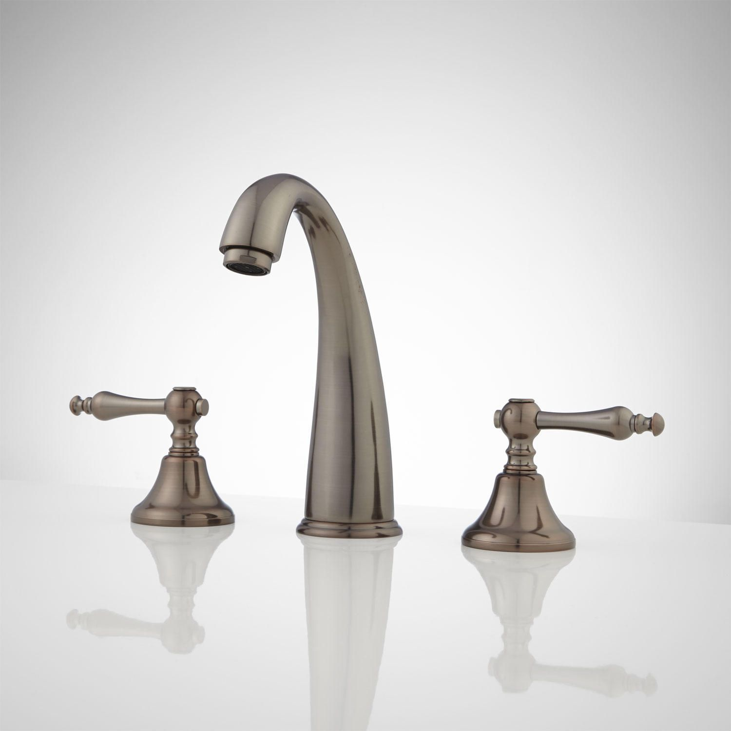 Mikkel Widespread Bathroom Faucet   Different types, Different types ...