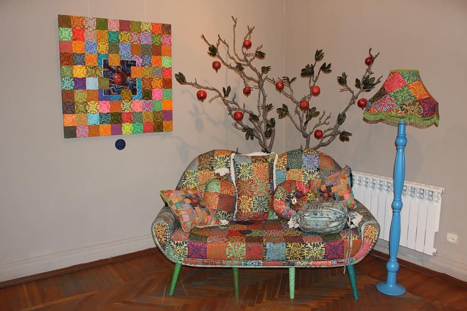Minabi Kainat Naxislari Sərgisinə Virtual Səyahət Foto Lar Frame Az Home Decor Decor Home Decor Decals