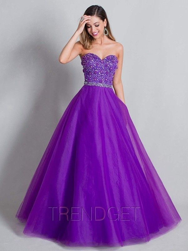 Unique Ball Gown Sweetheart Beading Quinceanera Dresses $400.99 Ball ...