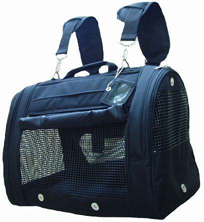 Prefer Pets Backpack Pet Carrier, Black Prefer Pets http://www ...