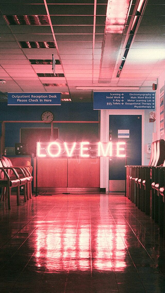 Love Me Neon Light